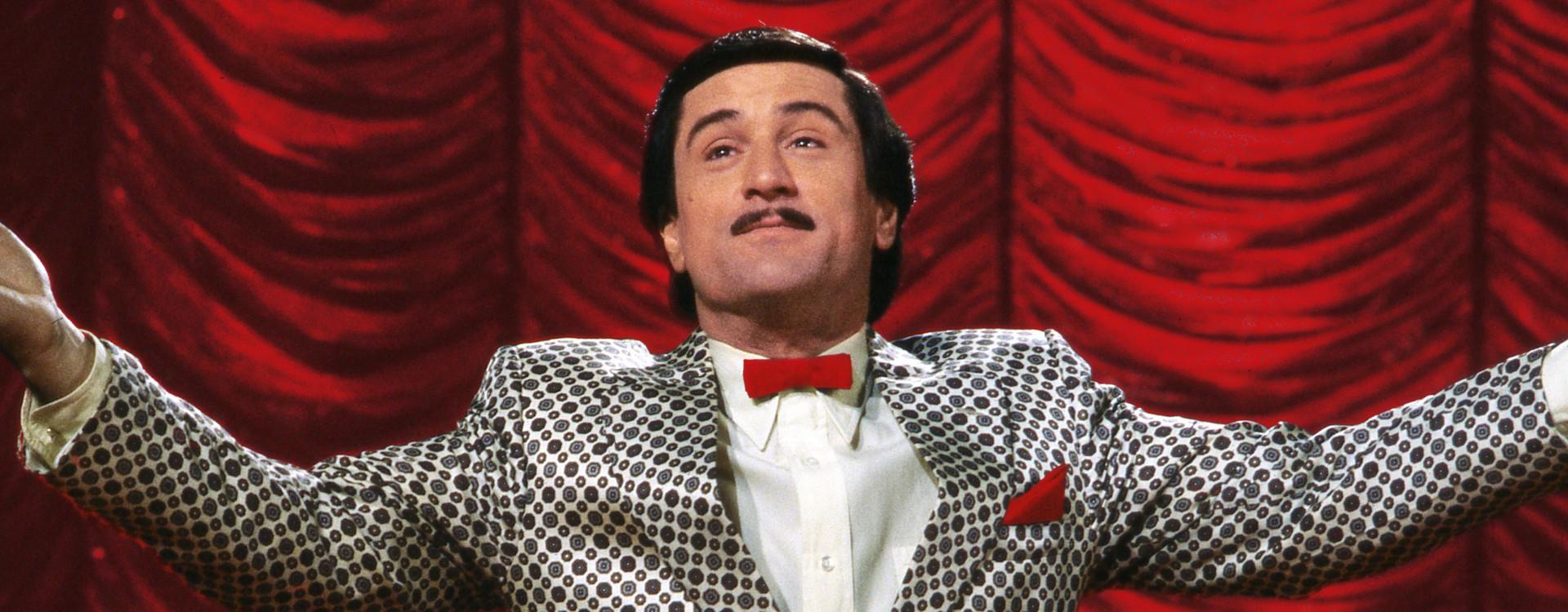 "Blu-ray-Premiere von ""King of Comedy"""