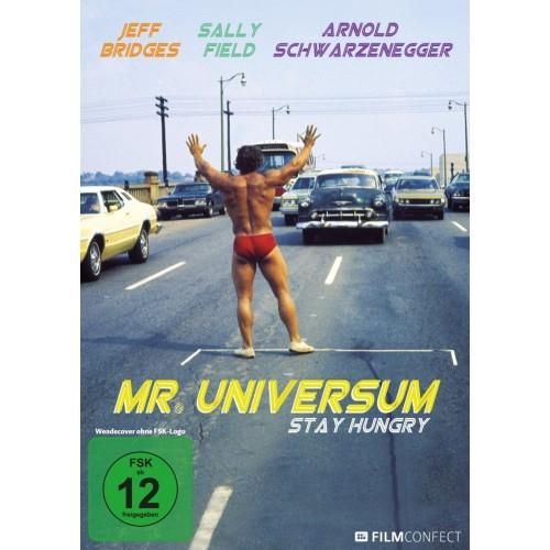 Mr. Universum (Stay Hungry) (DVD)