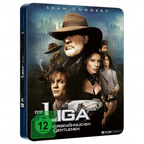 Die Liga der außergewöhnlichen Gentlemen (Blu-ray) (FuturePak)