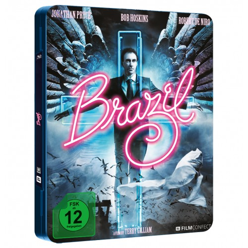 Brazil (Blu-ray) (FuturePak) (Artwork 1)