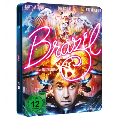 Brazil (Blu-ray) (FuturePak) (Artwork 2)