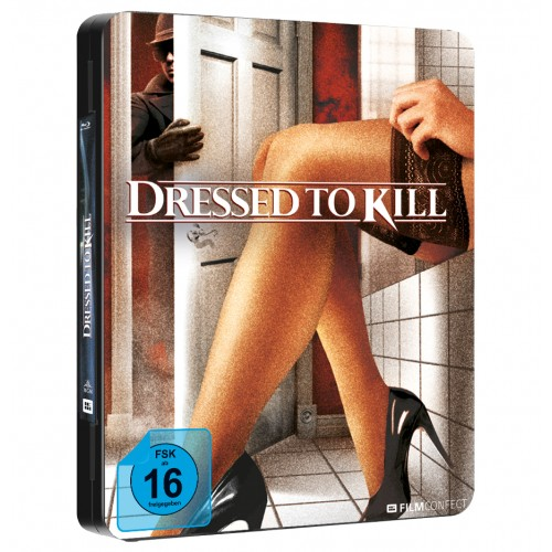 Dressed To Kill (Blu-ray) (FuturePak)