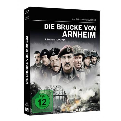 Die Brücke Von Arnheim (Blu-ray) (Mediabook)