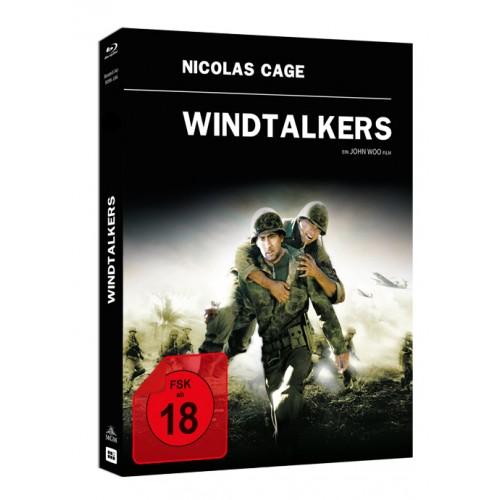 Windtalkers (Blu-ray) (Mediabook)