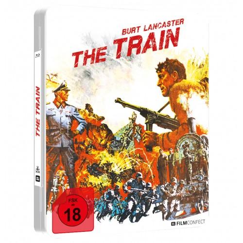 The Train (Blu-ray) (Steel Edition)