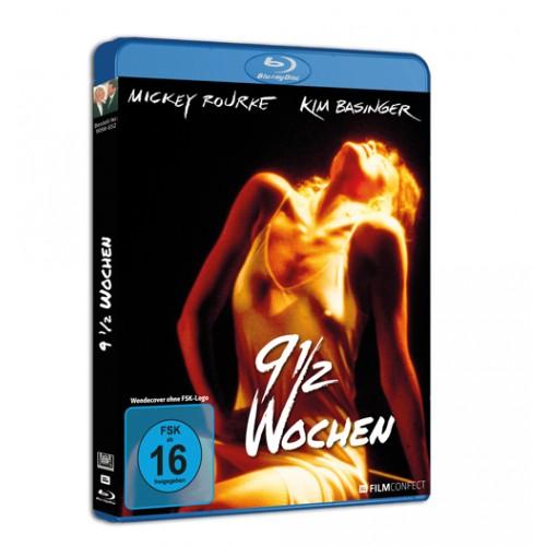 9 1/2 Wochen (Blu-ray) (Amaray)