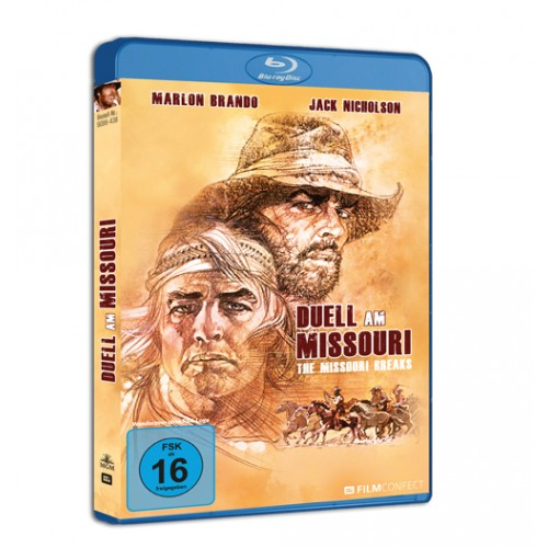 Duell Am Missouri (Blu-ray) (Amaray)