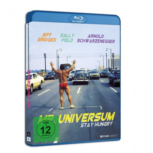 Mr. Universum - Stay Hungry (BLU-RAY) (AMARAY)