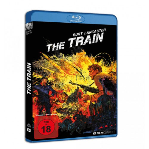 The Train (Blu-ray) (Amaray)