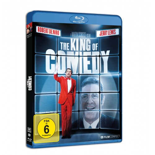 King Of Comedy (Blu-ray) (Amaray)