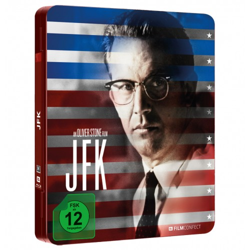 JFK (Blu-ray) (FuturePak) LIMITED