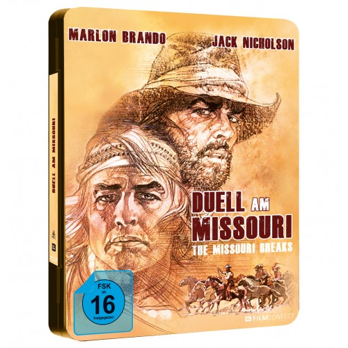 Duell Am Missouri (Blu-ray) (FuturePak)