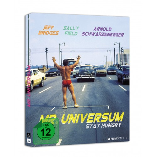 Mr. Universum (Blu-ray) (Digipak)