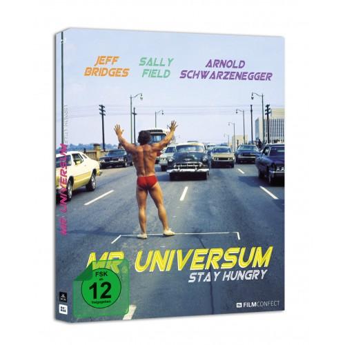 Mr. Universum (Digipak) Blu-ray