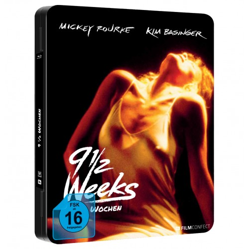 9 1/2 Wochen (Limited FuturePak) Blu-ray