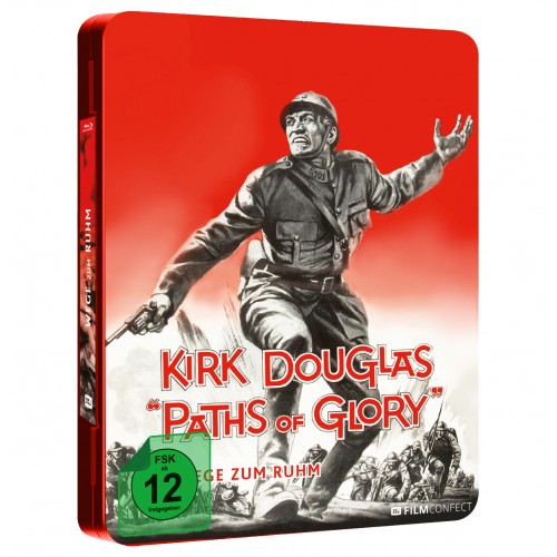 Wege zum Ruhm (Blu-ray) (FuturePak)