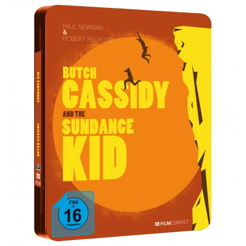 Butch Cassidy And Sundance Kid (Blu-ray) (FuturePak)