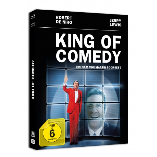 King Of Comedy (Blu-ray) (Mediabook)