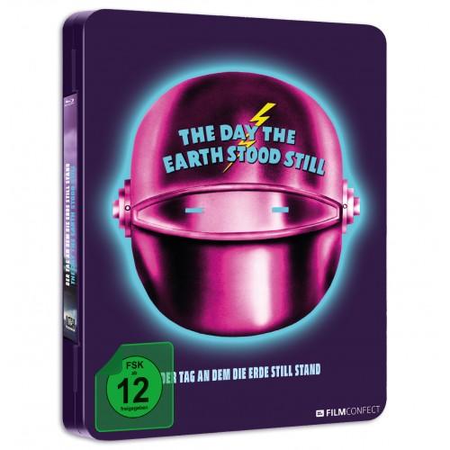 Der Tag an dem die Erde still stand (Blu-ray) (FuturePak)