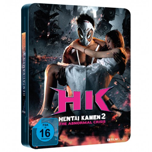 Hentai Kamen Teil 2 (Limited FuturePak) Blu-ray