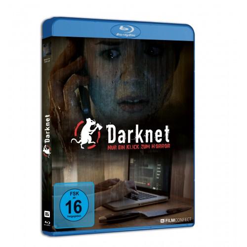Darknet - Nur ein Klick zum Horror (Blu-ray) (Amaray)