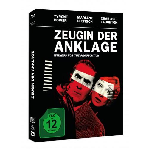 Zeugin der Anklage (Blu-ray)
