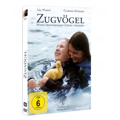 Zugvögel - Wenn Freundschaft Flügel verleiht (DVD)