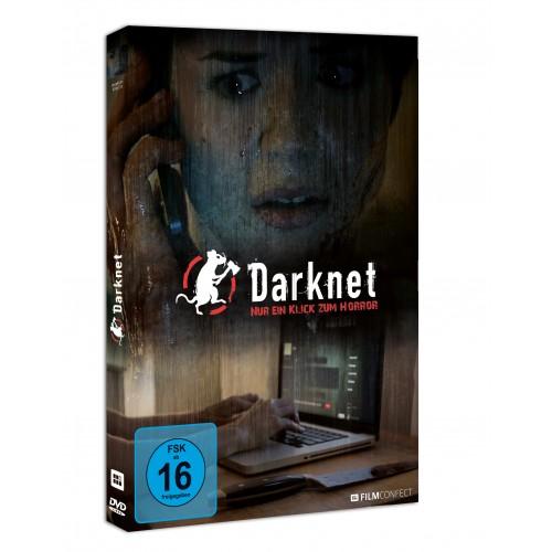 Darknet - Nur ein Klick zum Horror (DVD) (Amaray)