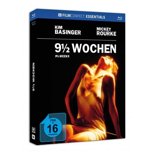 9 1/2 Wochen (Mediabook) Blu-ray