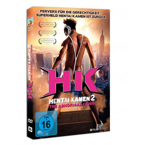 Hentai Kamen- The Abnormal Crisis (DVD)