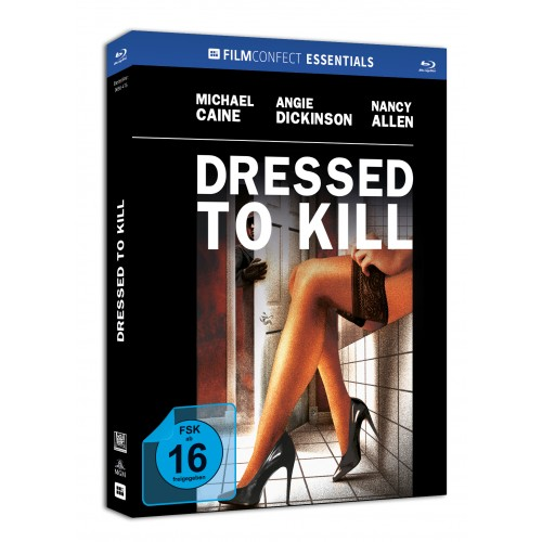 Dressed To Kill (Blu-Ray) (Mediabook)