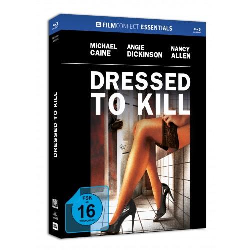 Dressed To Kill (Mediabook) Blu-Ray