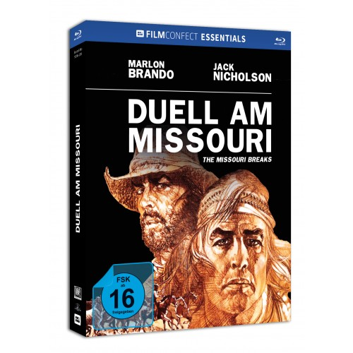 Duell Am Missouri (Mediabook) Blu-Ray