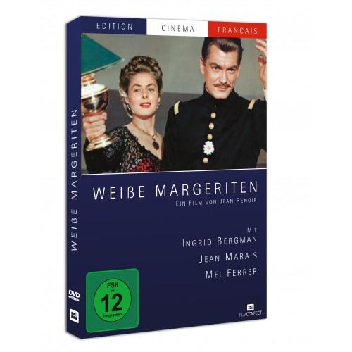 Weiße Margeriten (DVD) (Mediabook)