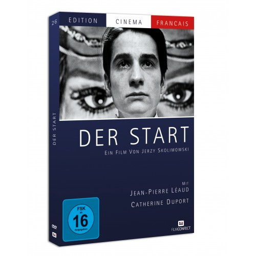Der Start (DVD) (Mediabook)