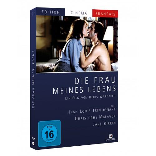 Die Frau meines Lebens (DVD) (Mediabook)