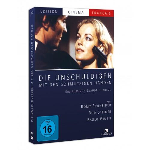 Die Unschuldigen mit den schmutzigen Händen (DVD)...