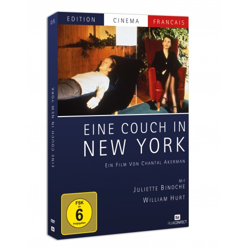Eine Couch in New York (DVD)