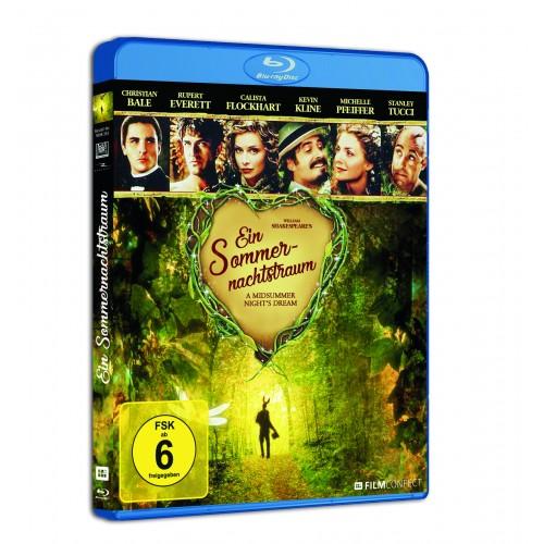 Ein Sommernachtstraum (Amaray) Blu-ray