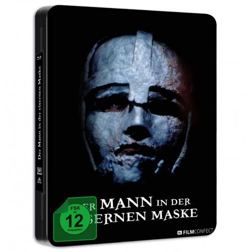 Der Mann in der eisernen Maske (Blu-ray) (FuturePak)