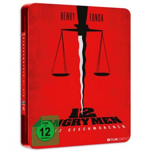 Die 12 Geschworenen (Blu-ray) (FuturePak)