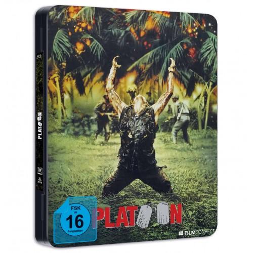 Platoon (Grün) (Blu-ray) (FuturePak)