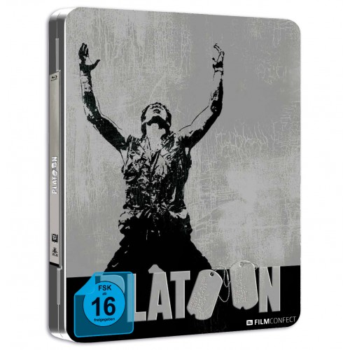 Platoon (Grau) (Blu-ray) (FuturePak)