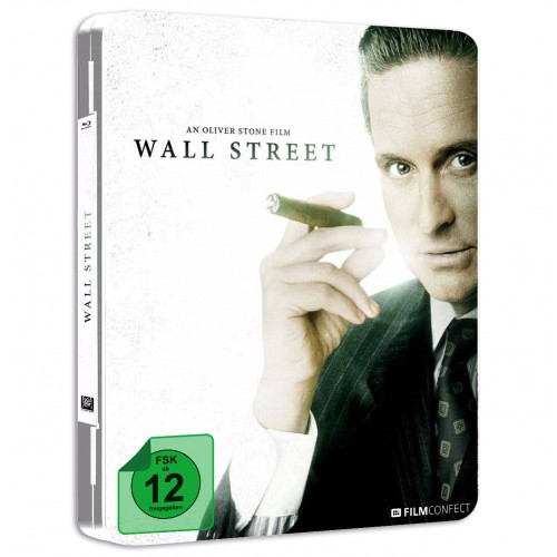 Wall Street (Blu-ray) (FuturePak)