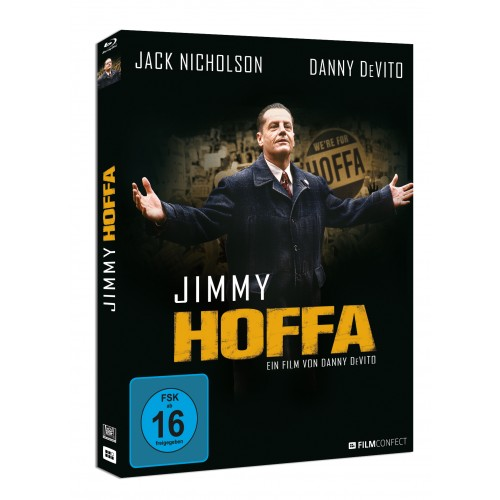Jimmy Hoffa (Blu-ray) (Digipak)