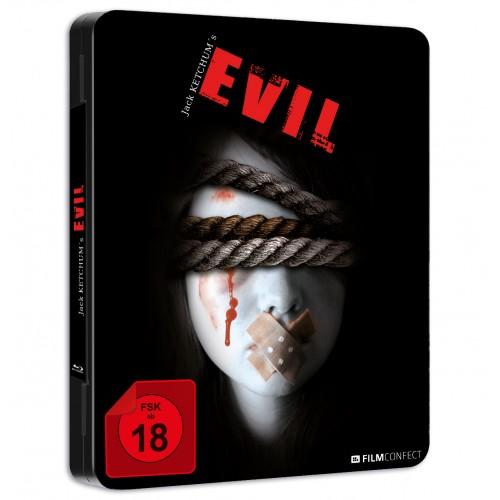 Jack Ketchum's EVIL (Limited FuturePak) Blu-ray