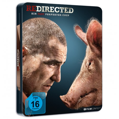 Redirected (Blu-ray) (FuturePak)