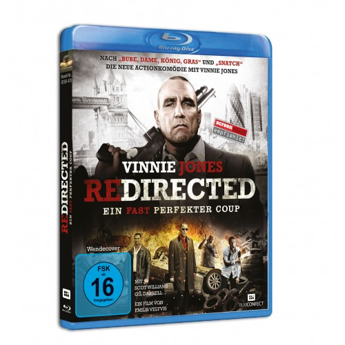REDIRECTED Ein Fast Perfekter Coup (Blu-ray)