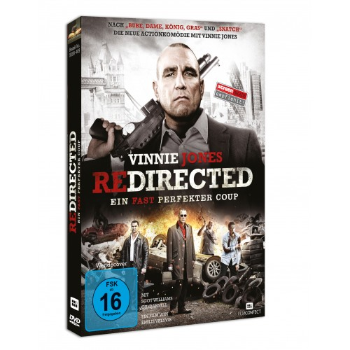 REDIRECTED Ein Fast Perfekter Coup (DVD)