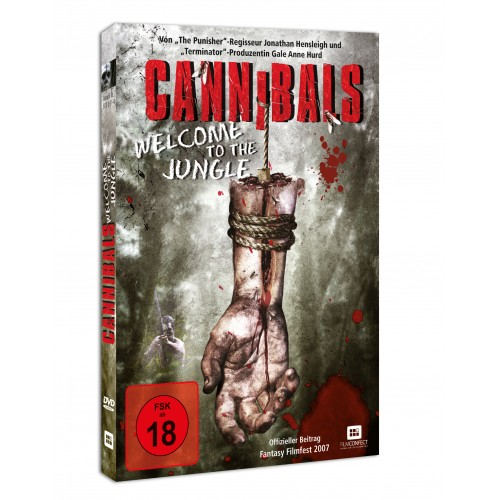 Cannibals - Welcome to the Jungle (DVD)
